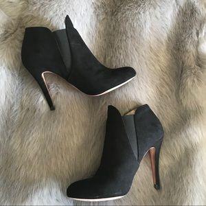 Zara booties 👠